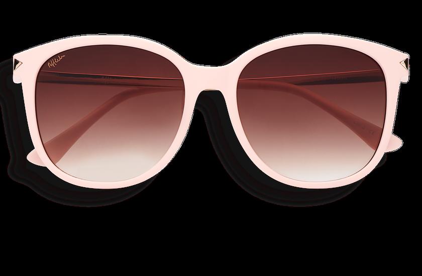 Lunettes de soleil femme UNCIA rose - danio.store.product.image_view_face
