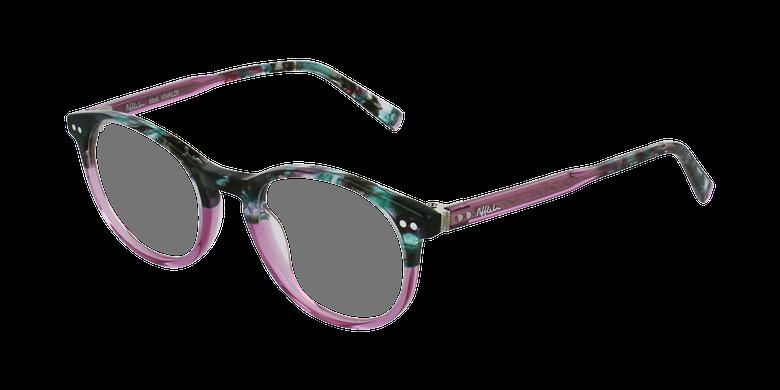 Lunettes de vue VIVALDI vert/rose