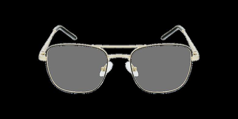 Lunettes de vue homme WALTER noir/doré