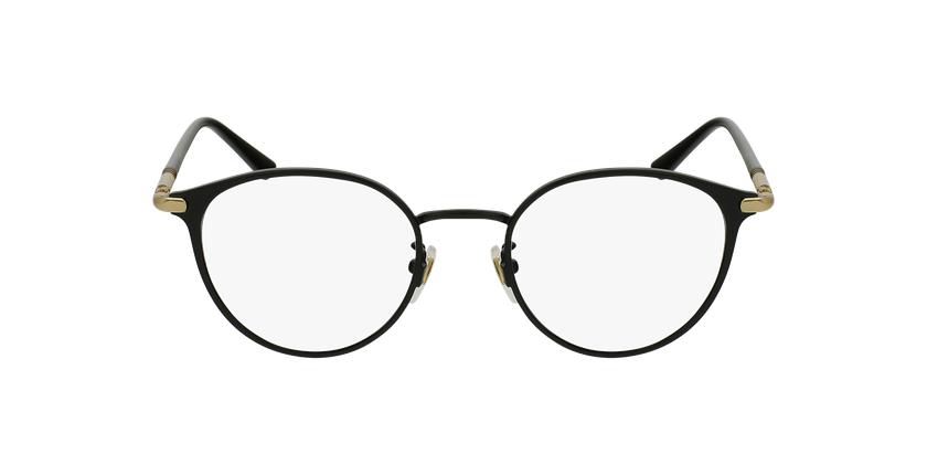 Lunettes de vue femme GG611OK noir - Vue de face