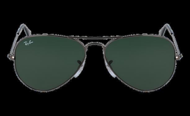 Lunettes de soleil homme AVIATOR L gris - danio.store.product.image_view_face