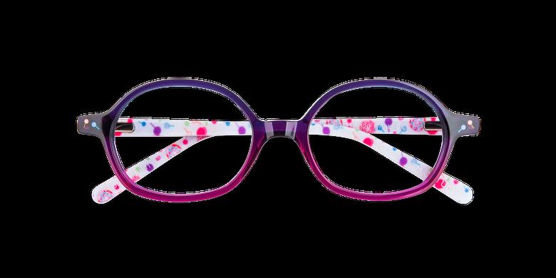 Lunettes de vue enfant FLUFFY1 violet