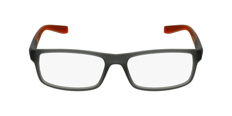 Lunettes de vue homme 7090 noir/rougeVue de face