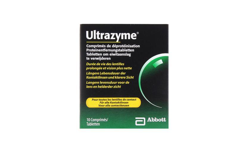 Ultrazyme - Vue de face