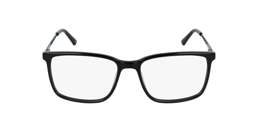 Lunettes de vue homme PHILIPPE noir - Vue de face