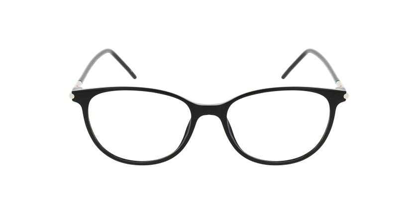 Lunettes de vue femme MAGIC 87 noir - Vue de face