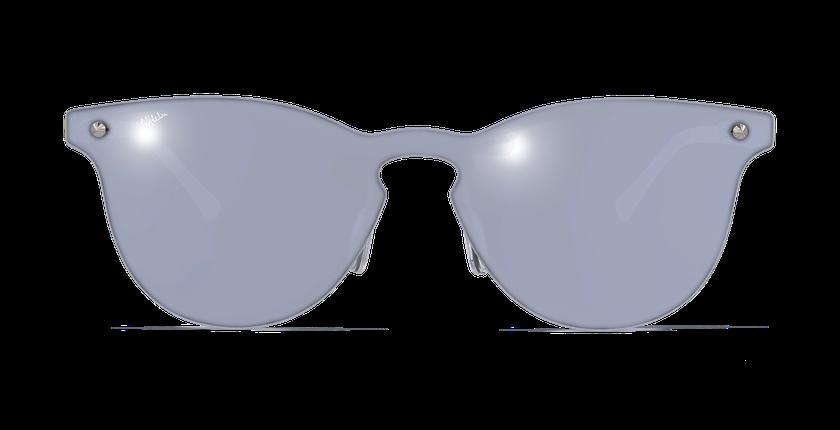 Lunettes de soleil femme COSMOS2 gris - Vue de face