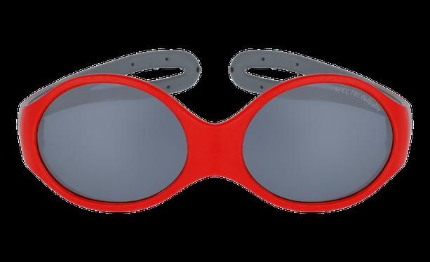 Lunettes de soleil enfant LOOP L rouge - danio.store.product.image_view_face