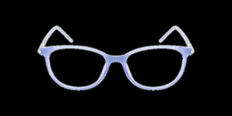 Lunettes de vue femme MAGIC 87 violetVue de face