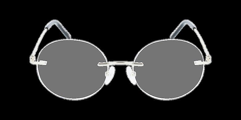 Lunettes de vue homme IDEALE-20 doréVue de face