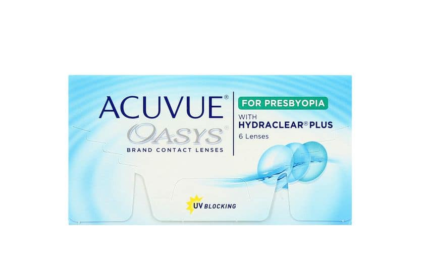 Lentilles de contact Acuvue® Oasys® for Presbyopia - danio.store.product.image_view_face