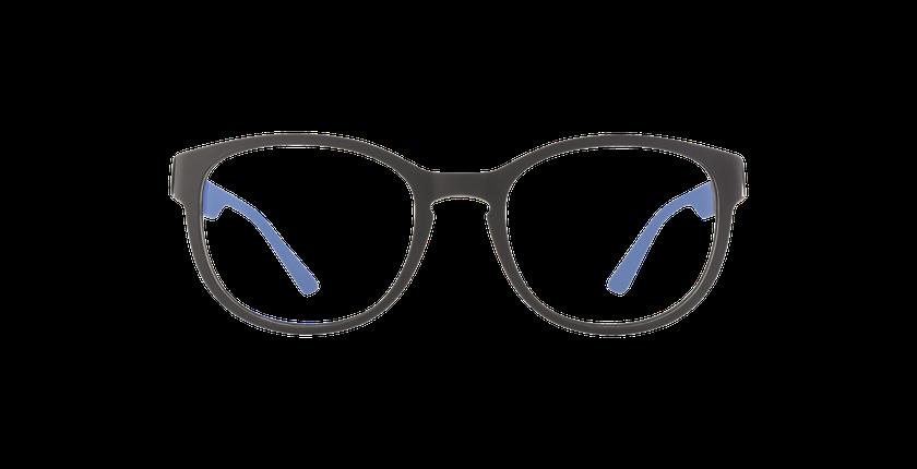 Lunettes de vue femme MIX TONIC 06 noir - Vue de face