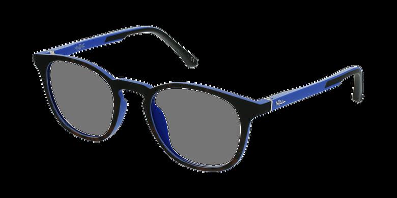 Lunettes de vue enfant MAGIC 79 écaille/bleu