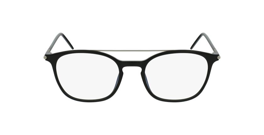 Lunettes de vue homme MAGIC 71 noir - Vue de face