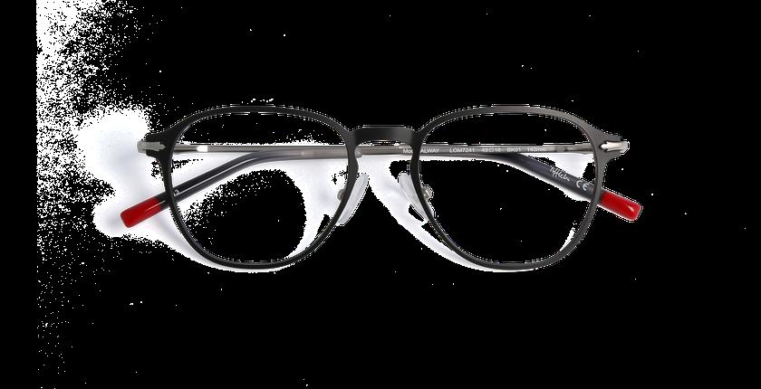 Lunettes de vue homme GALWAY noir - Vue de face