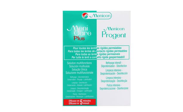 Travel Kit MeniCare Pure/Progent