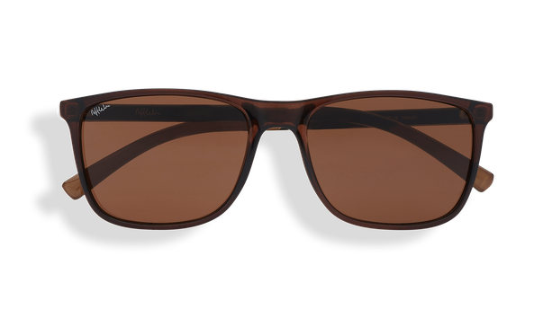 Lunettes de soleil homme NATAL marron - danio.store.product.image_view_face