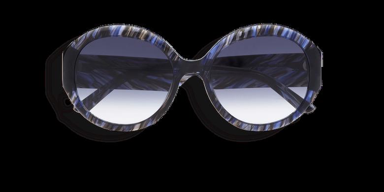 Lunettes de soleil femme NAOMIE bleu