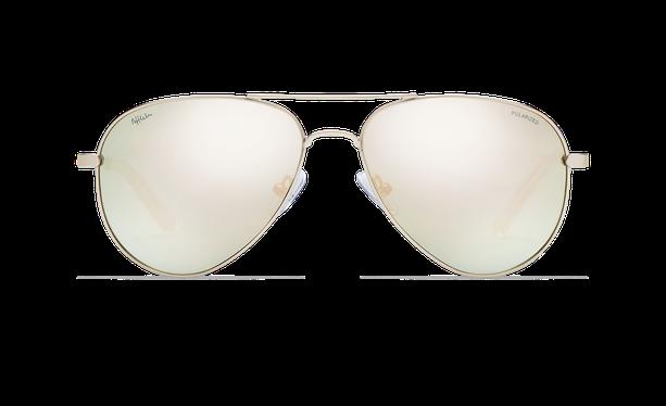Lunettes de soleil AZCA doré/gris - danio.store.product.image_view_face
