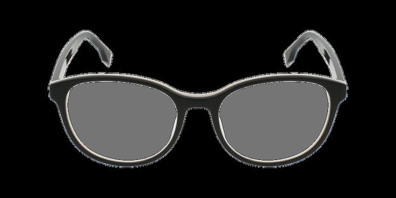 Lunettes de vue femme DIORETOILE1 noir/roseVue de face