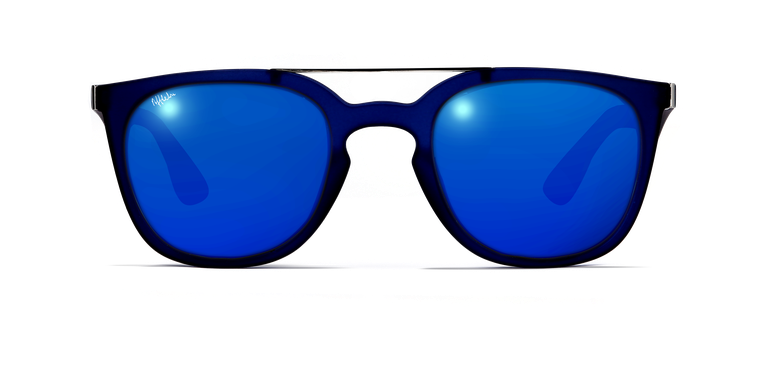 Lunettes de soleil homme CAGLIARI POLARIZED bleu