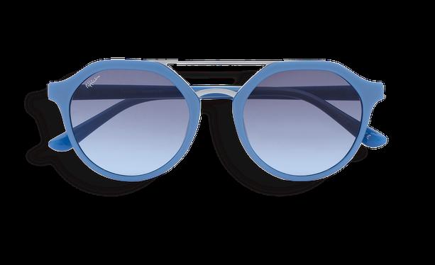Lunettes de soleil femme KYLIE bleu - danio.store.product.image_view_face