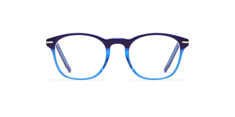 Lunettes de vue homme LONGCHAUMOIS bleu