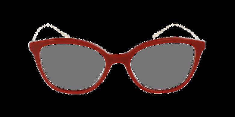 Lunettes de vue femme 0PR 11VV rougeVue de face