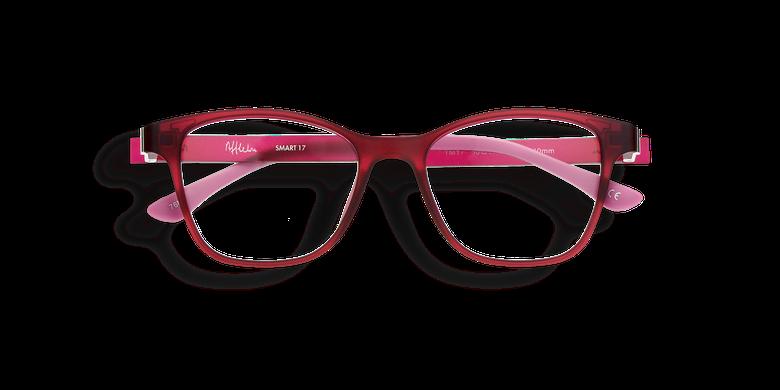 Lunettes de vue femme SMART TONIC 17 écaille/écaille violet