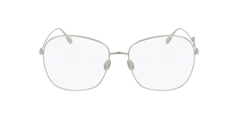 Lunettes de vue femme DIORSIGNATUREO3 argenté