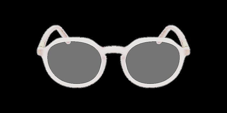 Lunettes de vue femme COLINE roseVue de face