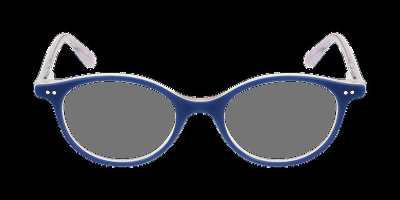 Lunettes de vue enfant CAPUCINE bleu/rose