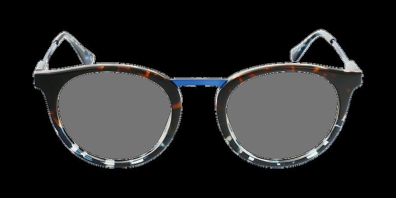 Lunettes de vue CATHERINE écaille/bleu