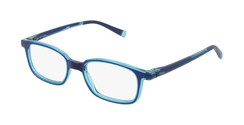 Lunettes de vue enfant RFOP1 bleu/turquoise - vue de 3/4