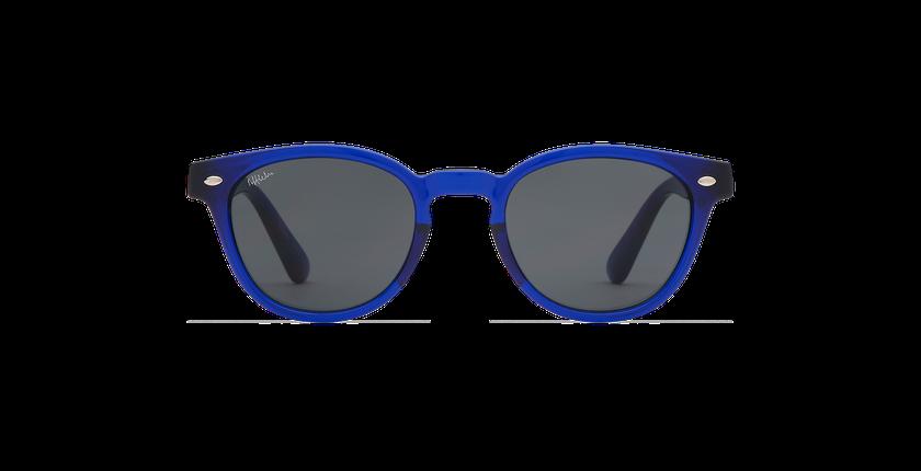 Lunettes de soleil ISOBA bleu - Vue de face