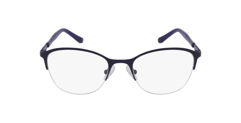 Lunettes de vue femme OAF20525 violet - Vue de face