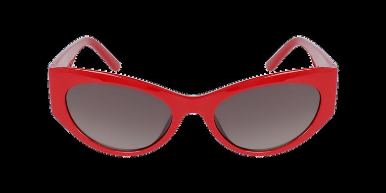 Lunettes de soleil femme GU7624 rouge