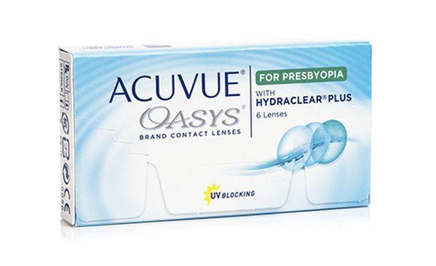 Lentilles de contact Acuvue® Oasys® for Presbyopia - danio.store.product.image_view_face