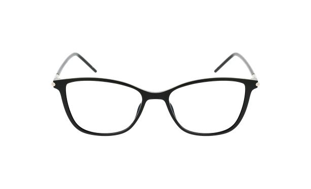 Lunettes de vue femme MAGIC 89 noir - Vue de face