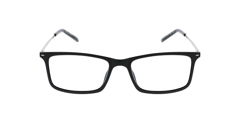 Lunettes de vue homme LENY noir/danio.store_catalog.filters.noir/gun - Vue de face