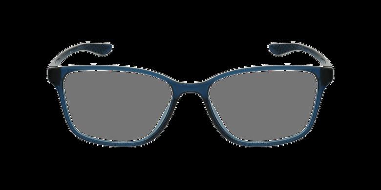 Lunettes de vue homme 7027 bleuVue de face