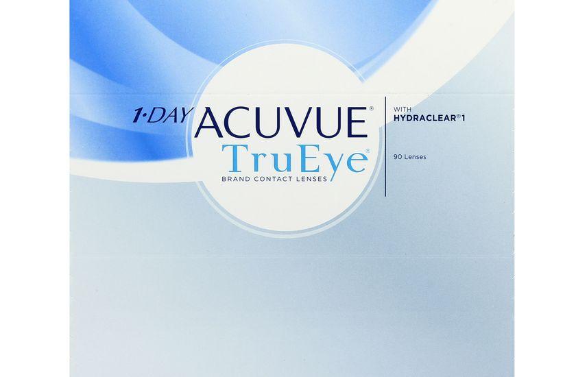 Lentilles de contact 1 Day Acuvue® TruEye 90L - danio.store.product.image_view_face