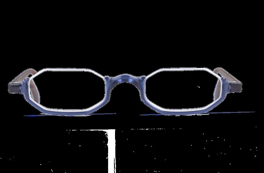 Lunettes de vue AFFLELOU FORTY bleu/écaille - danio.store.product.image_view_face