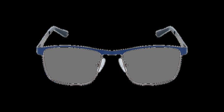 Lunettes de vue homme GUIDO bleu/argenté