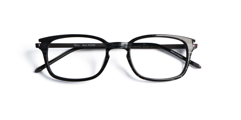 Lunettes de vue homme RODIN noir