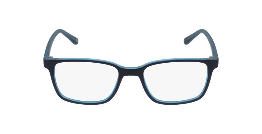 Lunettes de vue enfant RZERO24 bleu - Vue de face