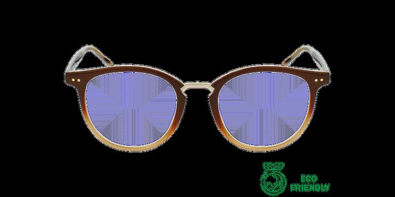 Lunettes de vue MAGIC 84 ECO-RESPONSABLE marron