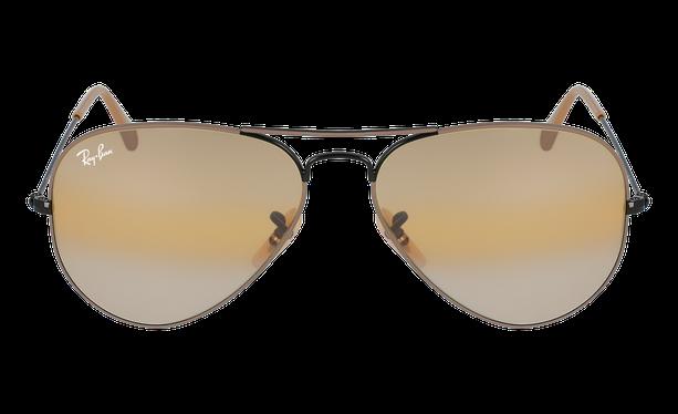 Lunettes de soleil homme AVIATOR L noir/beige - danio.store.product.image_view_face