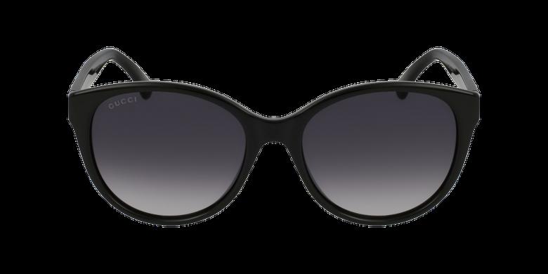 Lunettes de soleil femme GG0631S noir