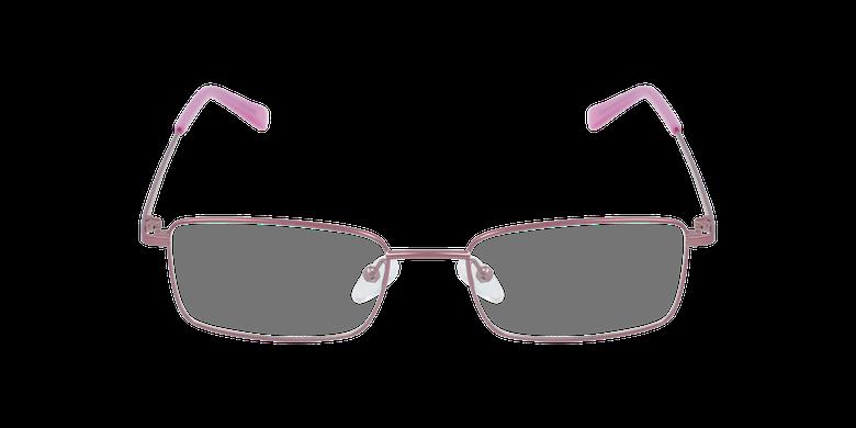Lunettes de vue femme RZERO7 roseVue de face